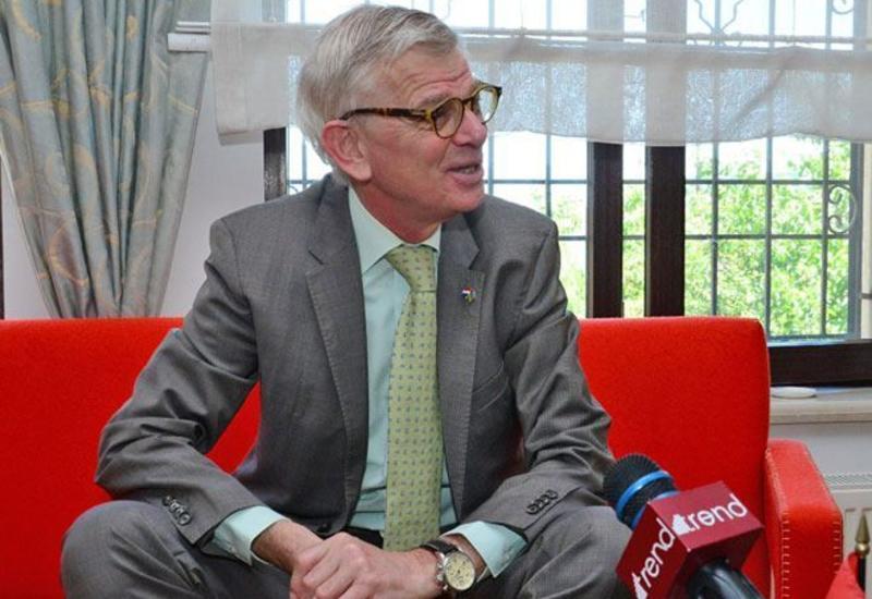 Посол: Нидерланды и Азербайджан изучают возможности сотрудничества в сфере возобновляемой энергетики