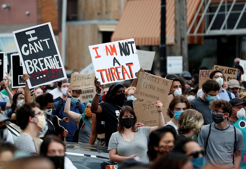 В ходе протестов в Индианаполисе погибли три человека