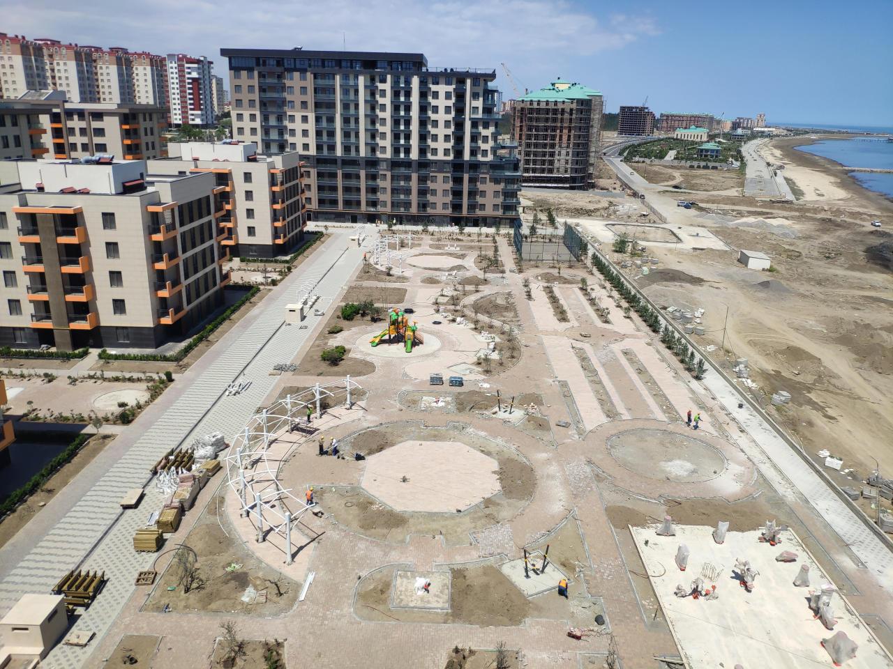 Курортный жилой комплекс вводится в эксплуатацию (R)