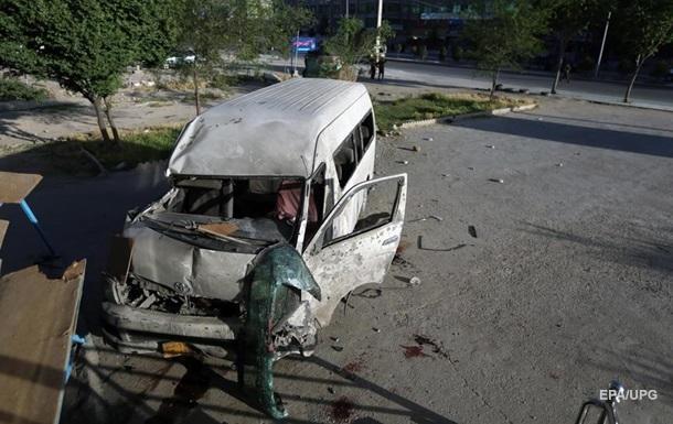 В Афганистане журналисты подорвались на мине, есть жертвы