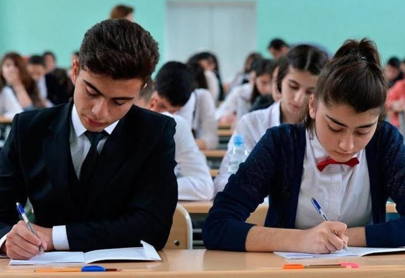 Стала известна дата выпускных и приемных экзаменов в Азербайджане