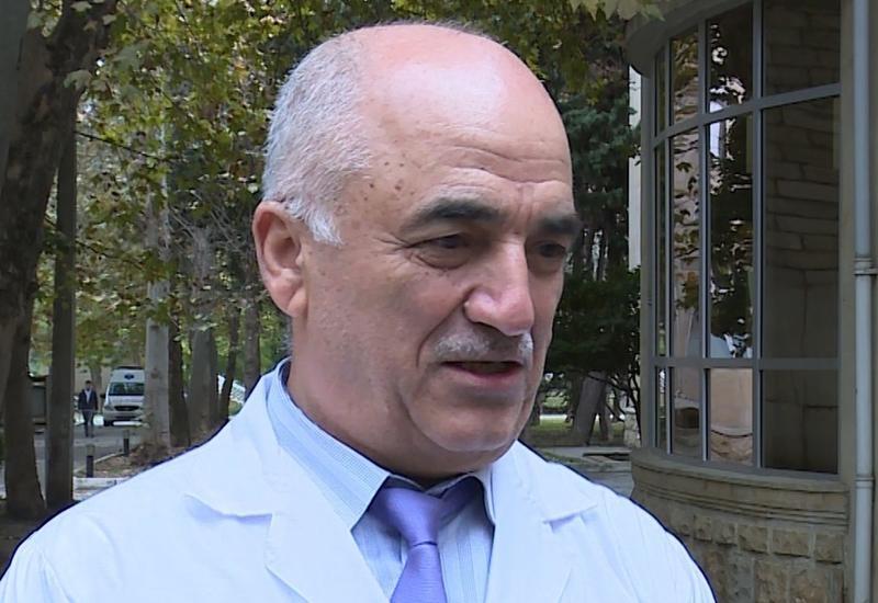 Главный инфекционист: В Азербайджане неношение масок привело к введению штрафов