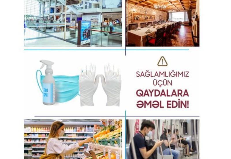 Агентство по развитию МСБ Азербайджана огласило правила профилактики COVID-19 для предпринимателей