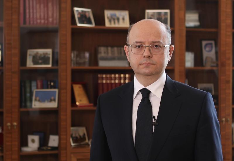 """Energetika naziri Pərviz Şahbazov: """"Yüksəliş""""in iştirakçıları ölkəmizin gələcəyini yaradacaqlar"""