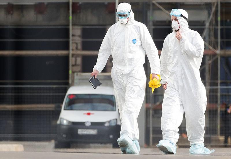 Еще 8 536 случаев заражения коронавирусом выявили в России