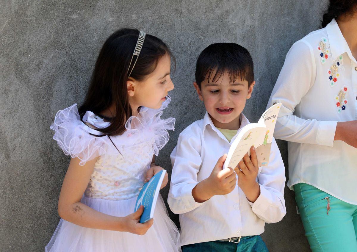 """ЗАО AzerGold и ОО """"Региональное развитие"""" провели акцию к Международному Дню защиты детей"""
