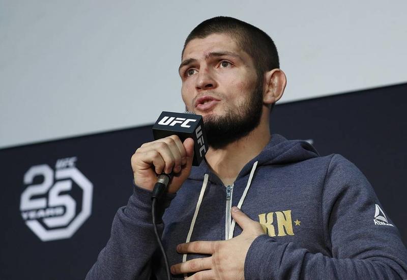 Нурмагомедов сохранил второе место в общем рейтинге UFC