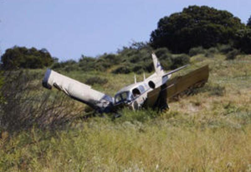 Самолет разбился в США, есть погибшие