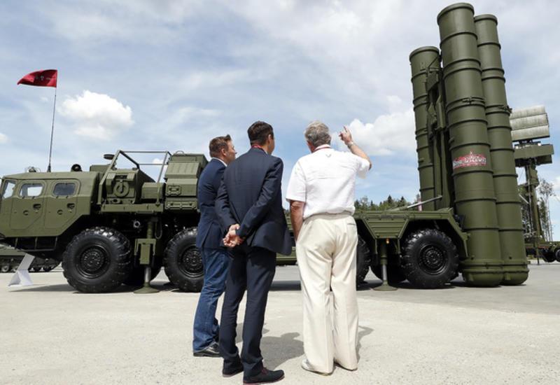 Турция вошла в пятерку крупнейших покупателей российского оружия