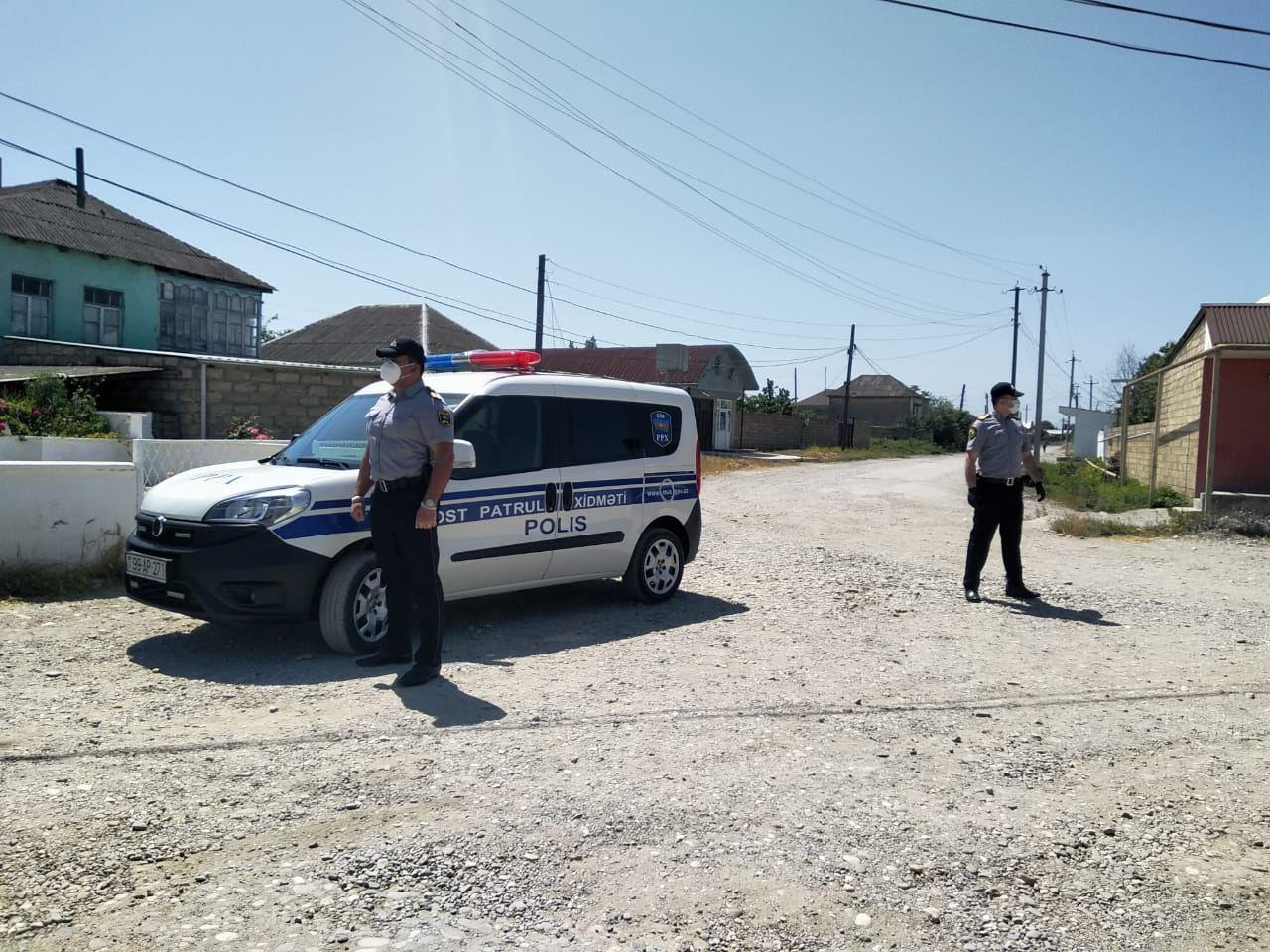 В Азербайджане еще одно село закрыли на карантин из-за коронавируса