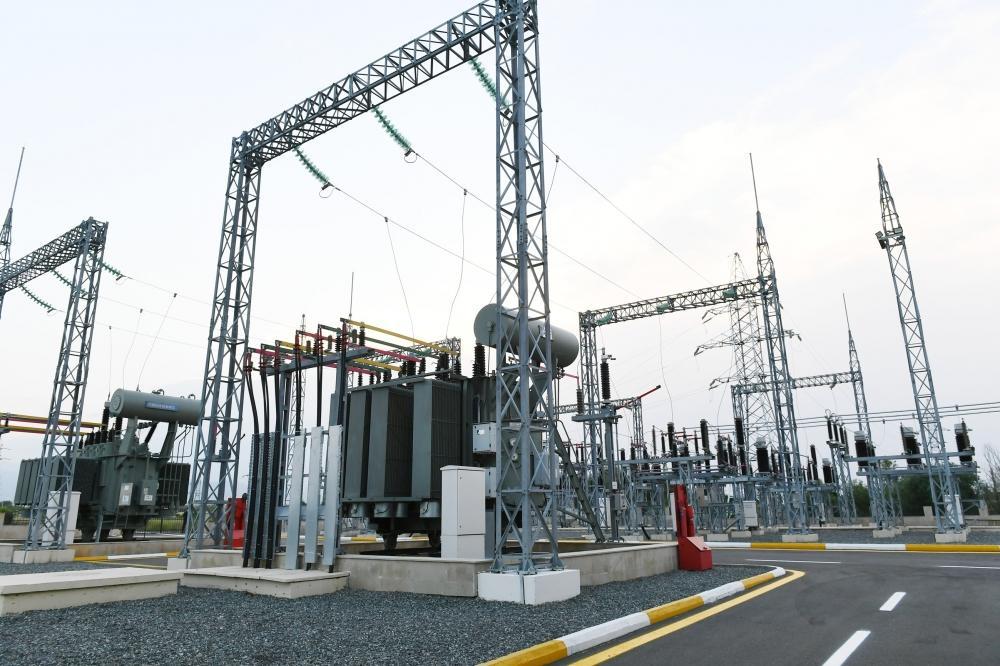 После реконструкции сдана в эксплуатацию электроподстанция «Тертер»