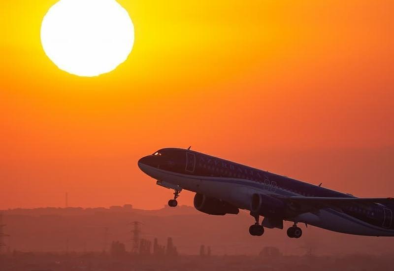 Азербайджанская авиация в объективе известного фотографа Лекина