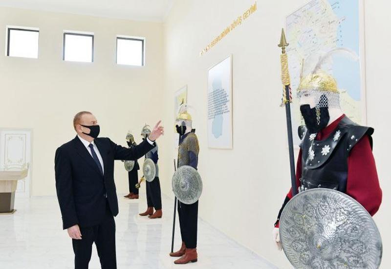 Президент Ильхам Алиев сделал выговор главе ИВ: Настоящее название Сисиана – Гаракильсе. Впоследствии армяне назвали его Сисианом. Поэтому сотрите это и напишите Гаракильсе