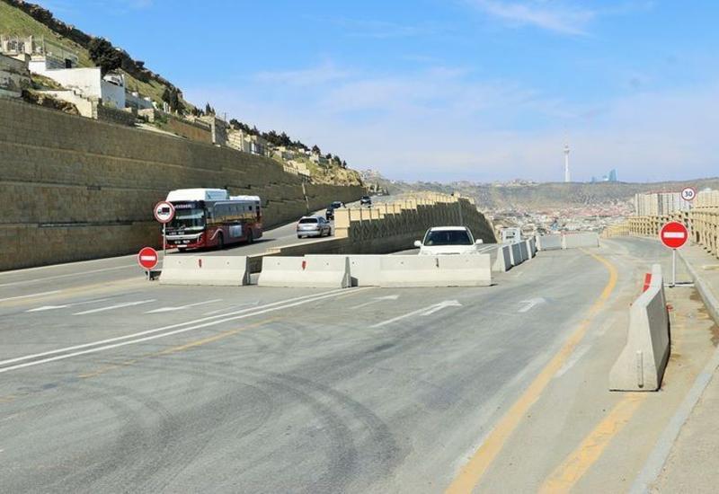 Завершается реконструкция Бибиэйбатской дороги