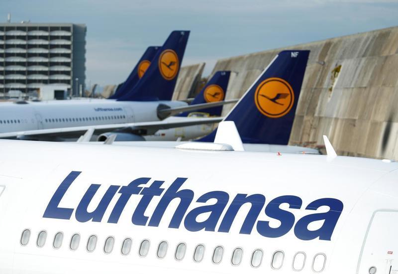 Чистый убыток Lufthansa вырос более чем в 6 раз
