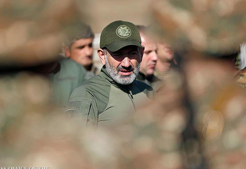 Пашинян отмыл миллионы на закупках развалившейся военной техники