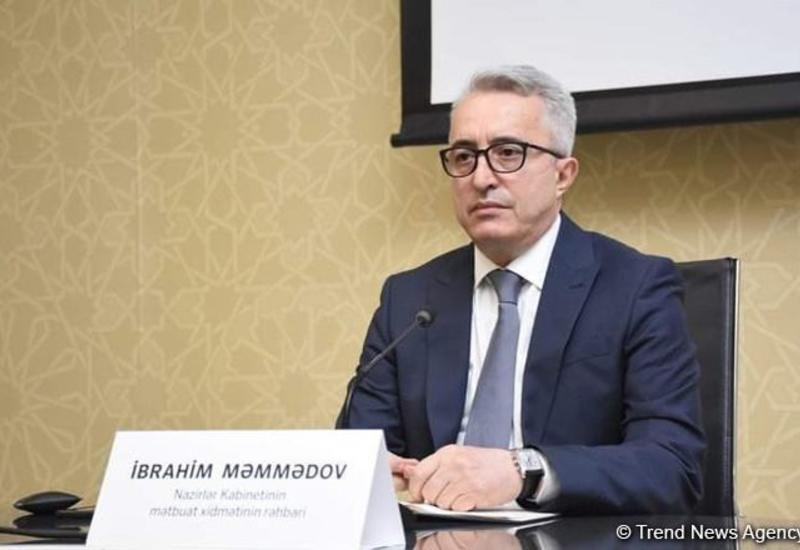 Ибрагим Мамедов: Граждане могут закупить продукты на 48 часов