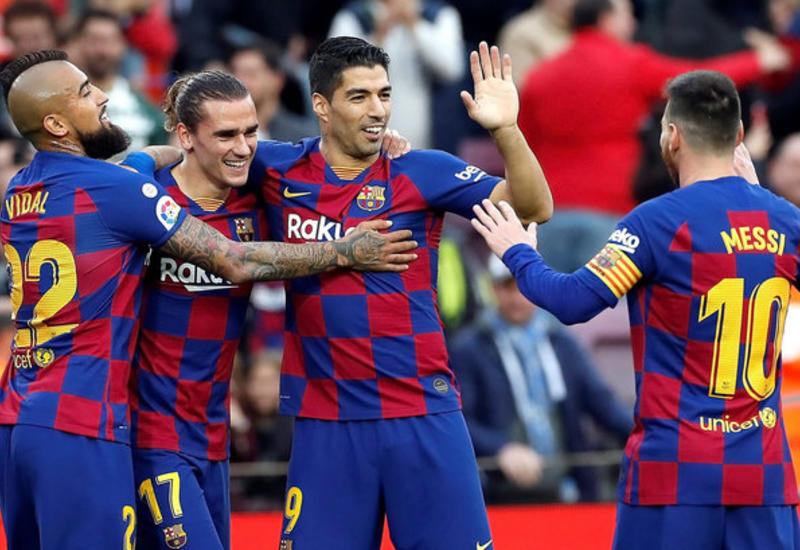 """Футболисты """"Барселоны"""" отказались от повторного снижения зарплат"""
