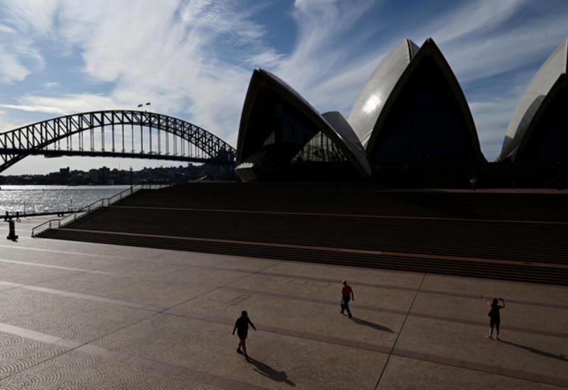ВВП Австралии сократился впервые за 9 лет