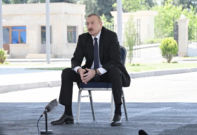 Президент Ильхам Алиев: Совет Европы занимает антиазербайджанскую позицию и в этой организации царят антиазербайджанские тенденции, азербайджанофобия