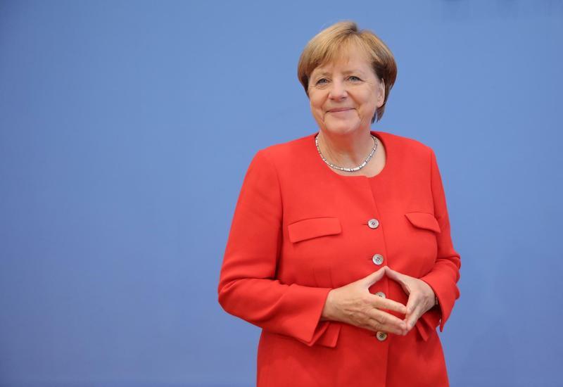 Меркель сделала заявление о выдвижении своей кандидатуры на пост канцлера ФРГ