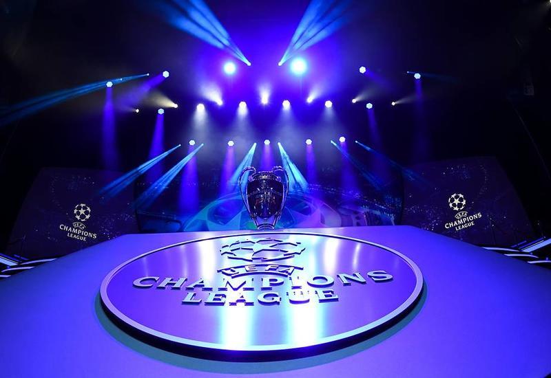 Определены претенденты на проведение финального турнира футбольной Лиги чемпионов