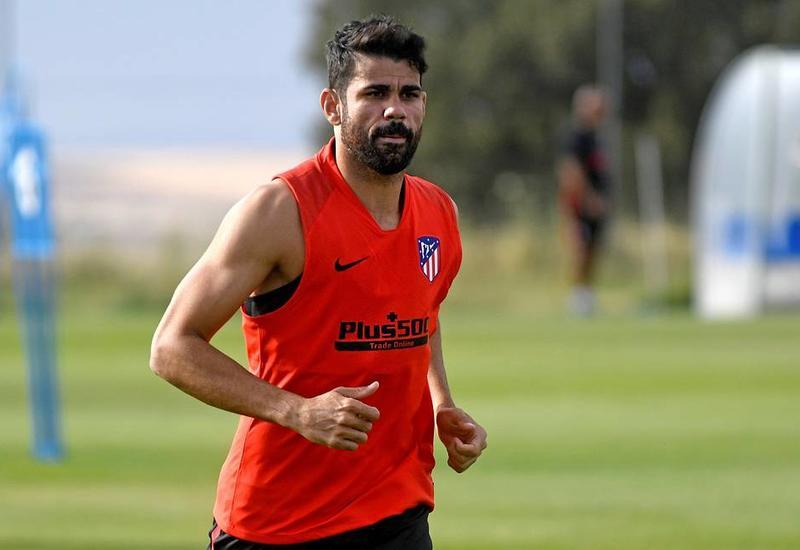 """Звезда """"Атлетико"""" Диего Коста приговорен к шести месяцам тюрьмы"""