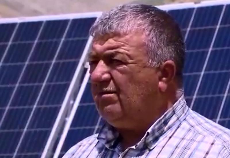 """""""Теперь мне завидуют даже соседние села"""" - Азербайджанский фермер применяет альтернативную энергию"""