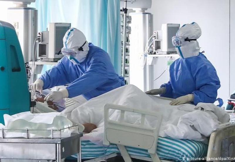 Almaniyada 99 yaşlı kişi koronavirusdan sağalıb