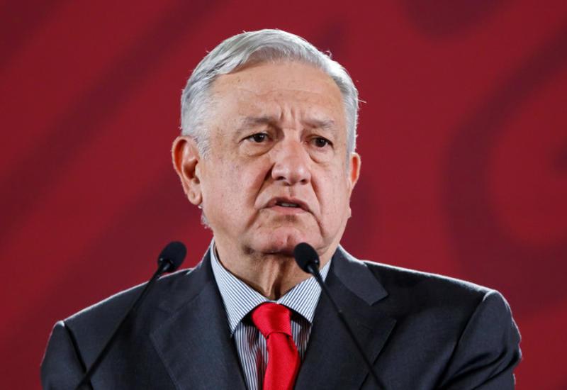 Президент Мексики объяснил рекордный рост числа смертей из-за коронавируса
