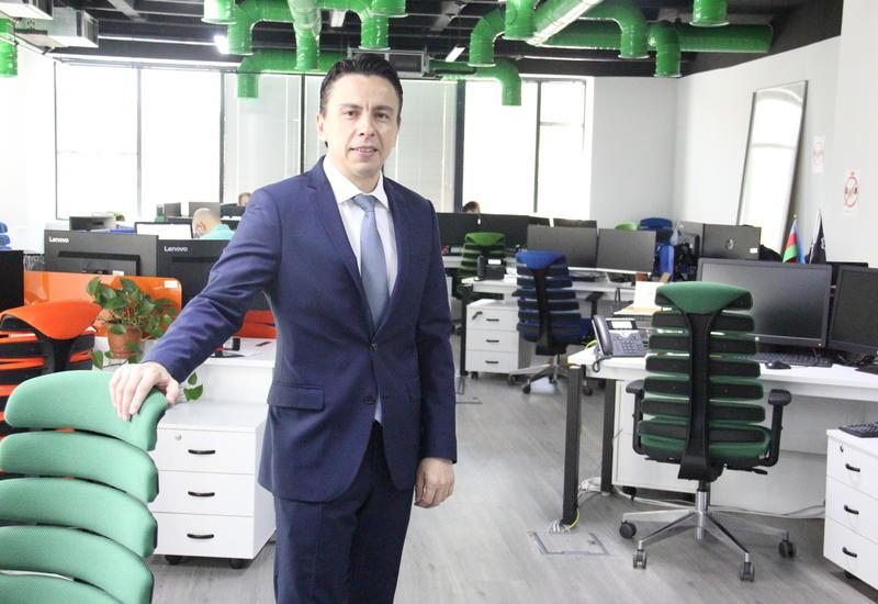 Нихат Шеньюва: «Международный Банк Азербайджана создает привлекательные условия для работы IT-специалистов» (R)
