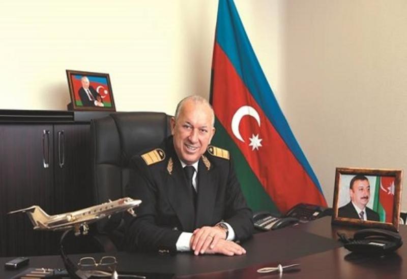 Cahangir Əsgərov: Sizin nümayiş etdirdiyiniz mənəvi və peşəkar xüsusiyyətlər Azərbaycan aviatorları üçün nümunədir