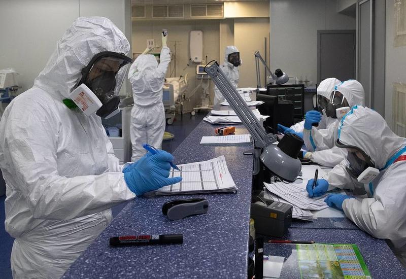 Число случаев заражения коронавирусом в России увеличилось на 8 726