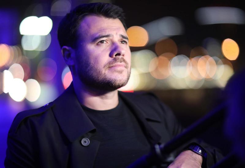 """Эмин Агаларов представил новую песню """"Отпусти и лети"""""""