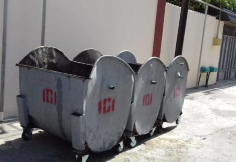 На выходных будет запрещено даже выбрасывать мусор