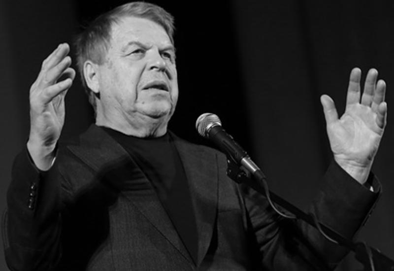 Умер известный актер Михаил Кокшенов