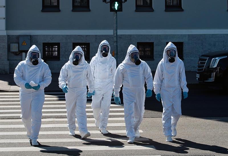 Российский город закрывают из-за вспышки коронавируса