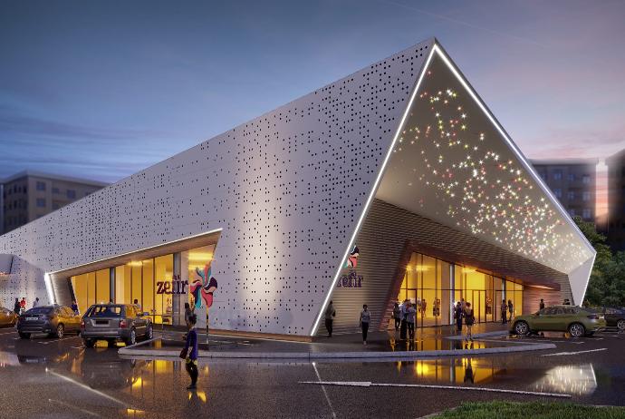 В Баку построят новый молл