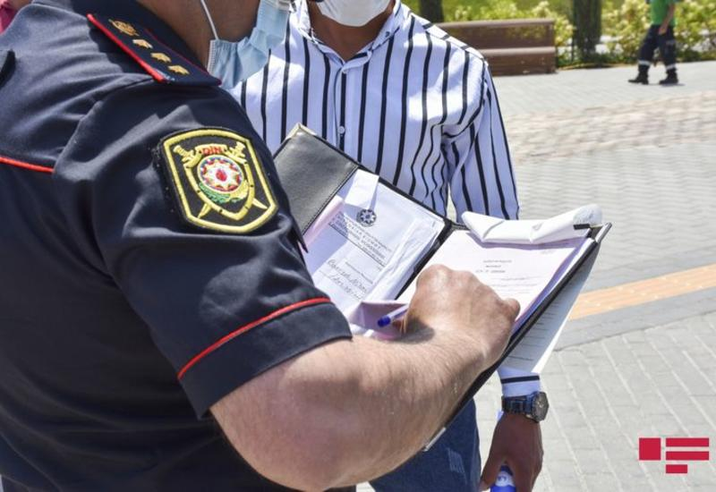 В Сумгайыте за нарушение требований карантина оштрафованы 155, арестованы 3 человека