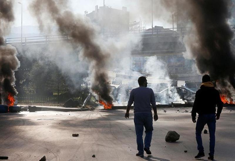 В Ливане полиция применила слезоточивый газ против демонстрантов