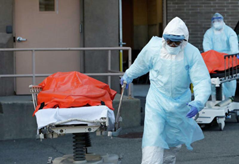 Почти 128 тыс. инфицированных COVID-19 выявили в мире за сутки