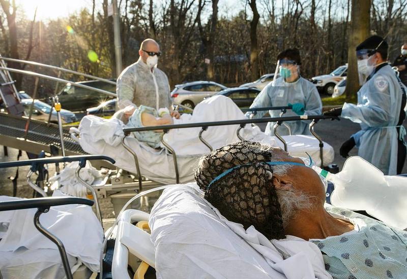 В мире выявлено почти 120 тыс. инфицированных коронавирусом