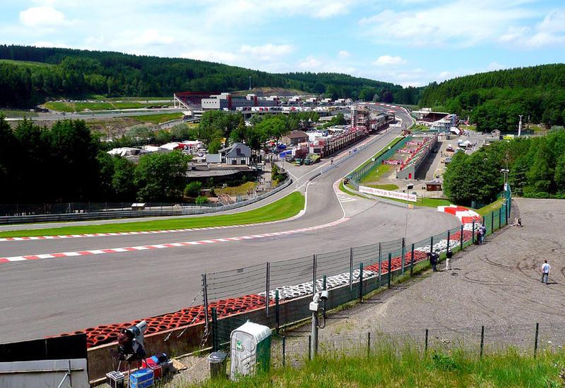 В Бельгии продлили контракт на проведение Гран-при Ф-1