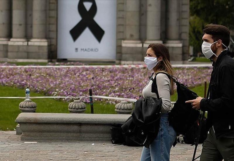 В Испании число заражений коронавирусом превысило 241 тысячу