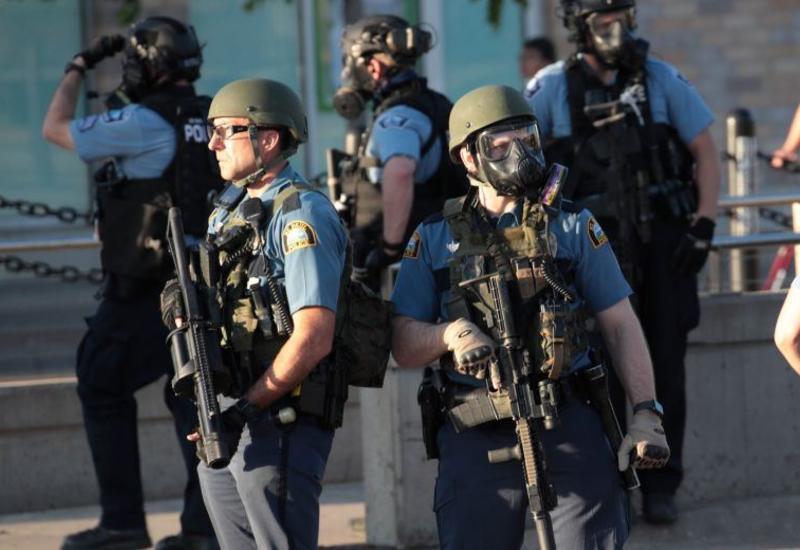 Стало известно, сколько военных задействованы в США из-за протестов