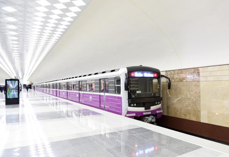 Завтра бакинское метро возобновит свою работу
