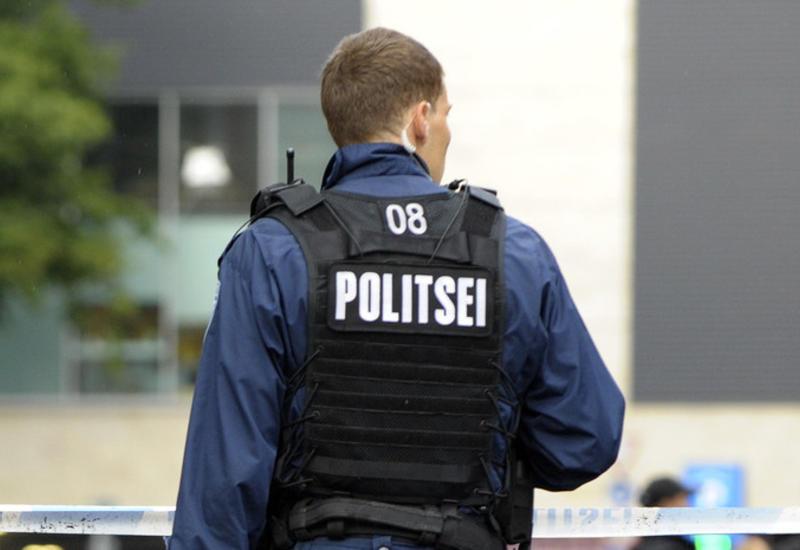 В Эстонии мужчина открыл стрельбу на автозаправке