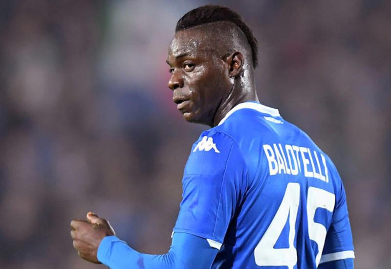 Балотелли отказался расторгать контракт с «Бершией»