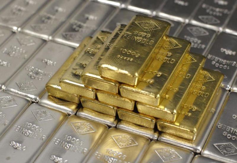 В Азербайджане золото и серебро вновь подорожали