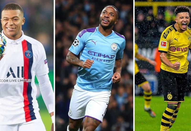 Опубликован рейтинг самых дорогих футболистов мира